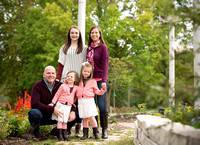 Caton Family | Mini Session {Springfield, IL Family Photographer}