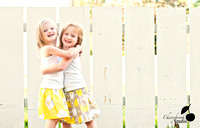 Sisters are Cool {Springfield, IL Family Photographer Quincy, IL}