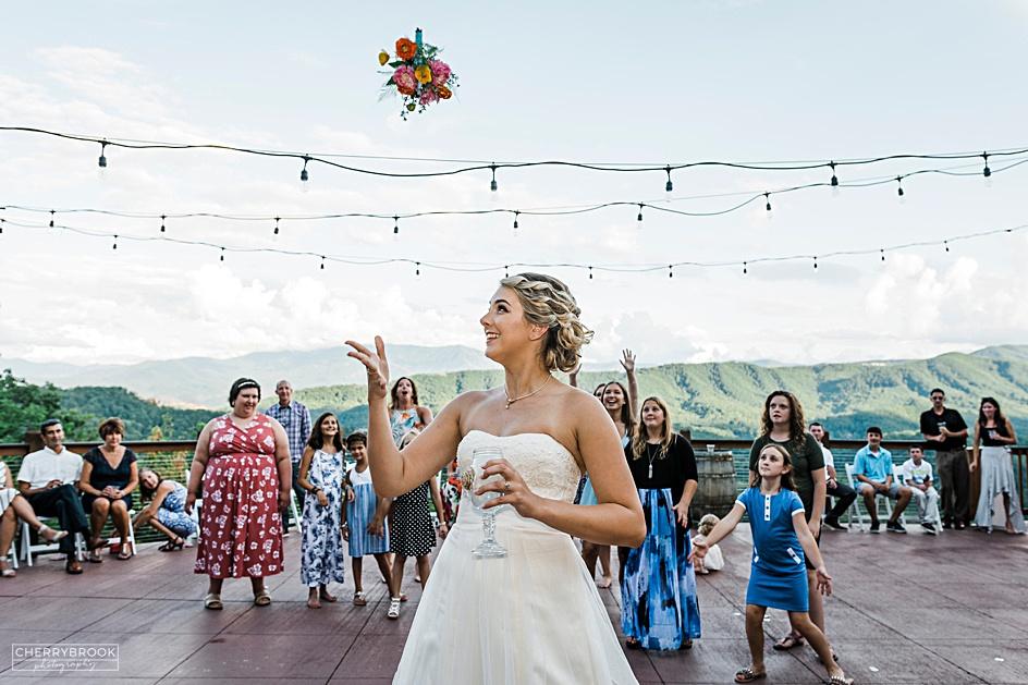outdoor wedding photographs