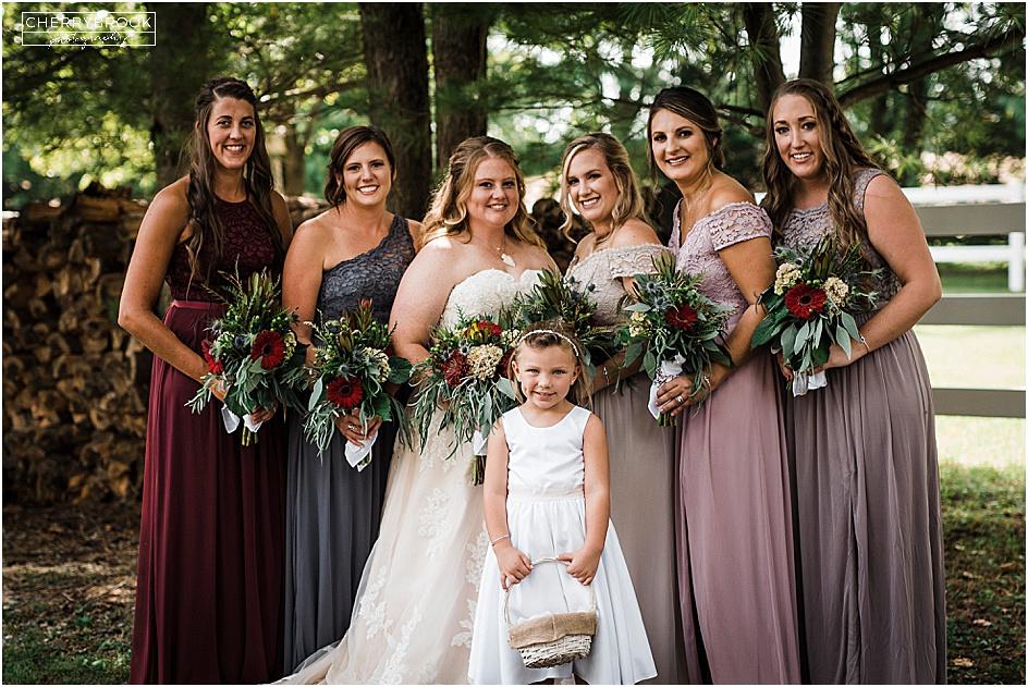 wedding photographs.