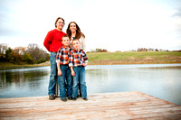 Klauser Family {Quincy, IL Family Photography}