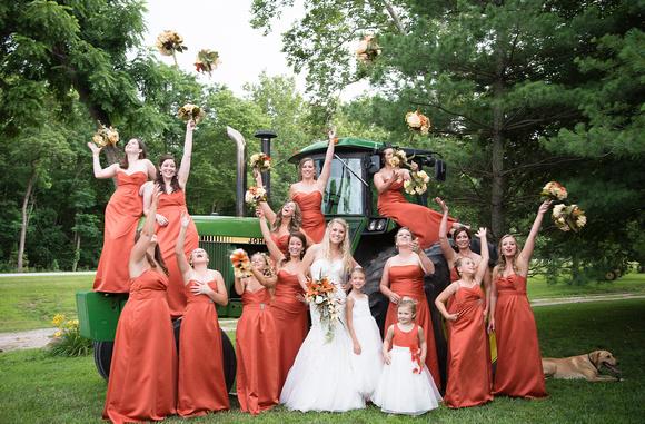 Wedding Photographs Quincy Illinois