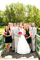 Wedding Party {Springfield, IL Wedding at Long Bridge Golf Course}