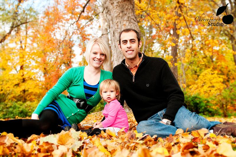 Family Photograph {South Park, Quincy, Illinois}