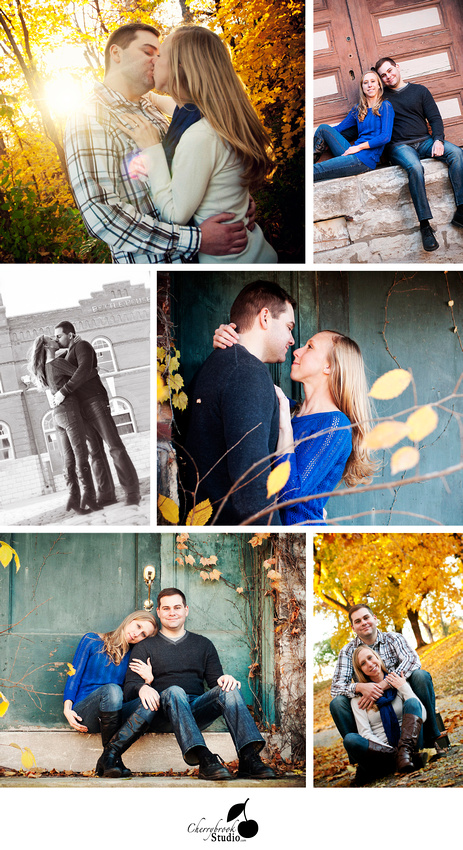 Engagement Photographs in Quincy, IL