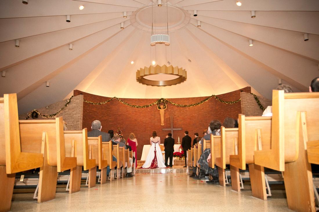 Cherrybrook Photography Springfield Il Jesse Michelle Wedding St Joseph Church